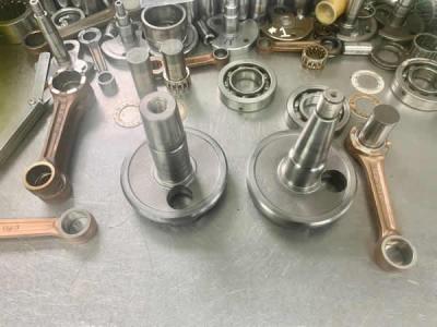 Have Northern Crankshafts rebuild your crankshaft.