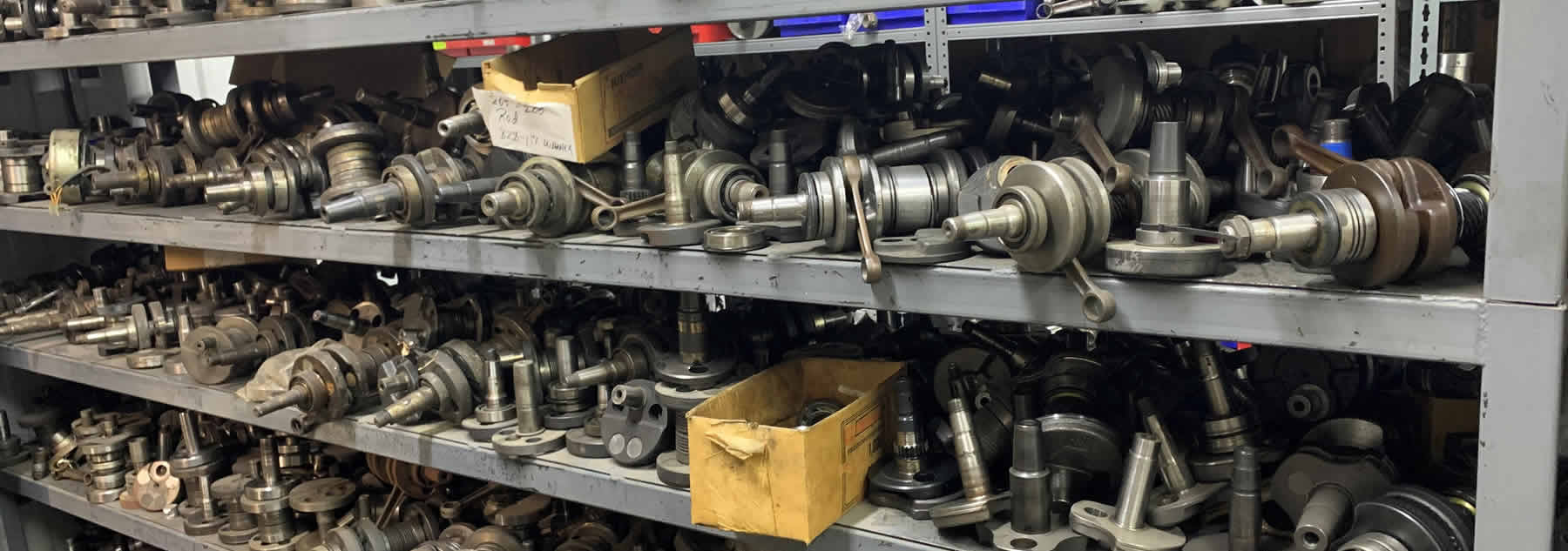 Contact Northern Crankshafts to find out about our crankshaft services.